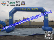 6 x 4 M Durable Advertising Inflatable Arch , Entrance Inflatable  Archway for sale
