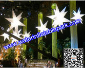 Illuminated Night Club Decoration Inflatable LED Lighting  Star FOR Event for sale