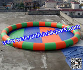 9 Meter Round  Inflatable Water Pool With Durable PVC Tarpaulin for sale