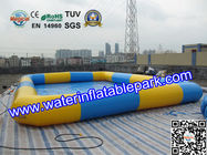 0.6mm  Children Inflatable Pool , inflatable pools with slides for sale