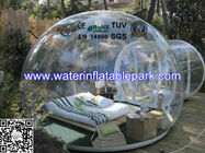 Sports Bubble Transparent Dome Tent  6m x 4m For Advertising Trade Show for sale