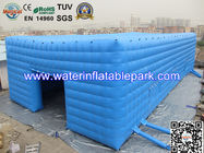 Waterproof Shade Instant Inflatable Bubble Tent With LED , Event In A Tent for sale