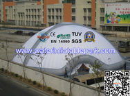 Giant Inflatable Tent 18m diameter ,  White Inflatable Dome  Hire For Events for sale