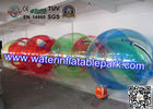 China Waterproof PVC Inside Inflatable Ball For Kids , Walking Hamster Ball distributor