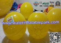 China Full Color Children Inflatable Water Ball For Swimming Pool , Water Running Ball distributor