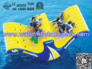 Customized Inflatable Water Games Rocker Seesaw  High-strength PVC Tarpaulin for sale