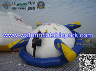 0.9mm PVC Tarpaulin Inflatable Saturn Water Toy  5 Years Warranty for sale