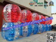 Water Walking Exercise Inflatable Bumper Ball , Inflatable Water Bumper Soccer Ball for sale