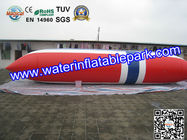 Best Customized Air Jumping  Inflatable Water Blob  Rental 12M X 2.5M