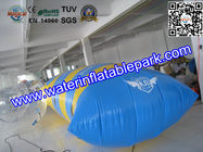 China Playing Inflatable Water Blob , Amazing Inflatable Water Trampolines distributor