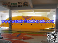 China Swimming Pools Inflatable Water Toys ,  Water Blob Launch  For Kids distributor