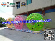 Funny Inflatable Roller Wheel Toy 2.5m x 2m D  CE / UL / CCC for sale
