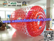 China Colorful Transparent Hamster Inflatable Roller Ball 1.0mm PVC  / TPU distributor