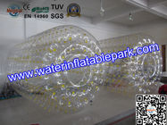 China Interesting Clear Inflatable Roller Ball For Sports Entertainment distributor