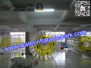 China Popular Inflatable Roller Ball With Water Games , Inflatable Fun Roller distributor