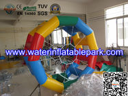 China Entertainment Backyard Inflatable Roller Ball , Outdoor Inflatable Zorb Ball distributor