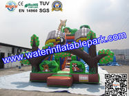 China Custom Animal Inflatable Slide / Inflatable Dry Slide with Fire Resistant distributor