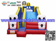 China Rental Business Rabbit Inflatable Slide For Kids / Outdoor Inflatable Dry Slide For Fun distributor