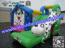 Backyard Kids Small Inflatable Bouncy Castle with Slide Hire for sale