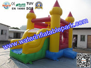 Outdoor Inflatable Balloon House Combo Bouncy Castle with Slide for sale
