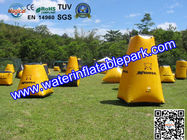 Game Inflatable Paintball Bunker , Paintball Inflatable Bunkers for sale
