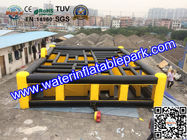 Laser Tag Inflatable Maze Hire / Inflatable Maze For Amusement Park for sale